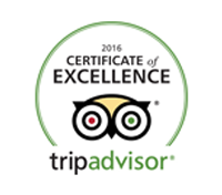 Authorized by TripAdvisor