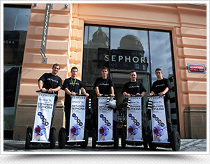 Segway Point Praha - Rental and events