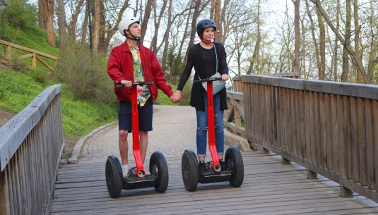 All Inclusive Prague Segway & Scooter Tour + Lunch